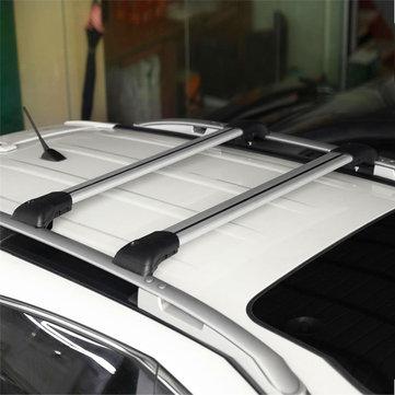 2pcs 93 99mm car roof rack cross bar luggage carrier for all cars raised rail