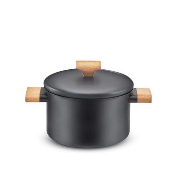OCOOKER Iron Non-stick Kitchen Soup Pot 20cm Cooking Non-stick Pot From Xiaomi Youpin