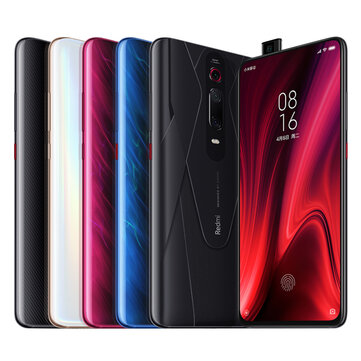 Xiaomi Redmi K20 Pro Premium Edition 6.39 inch 48MP Triple Camera NFC 4000mAh 8GB 128GB Snapdragon 855 Plus Octa core 4G Smartphone Smartphones from Mobile Phones & Accessories on banggood.com