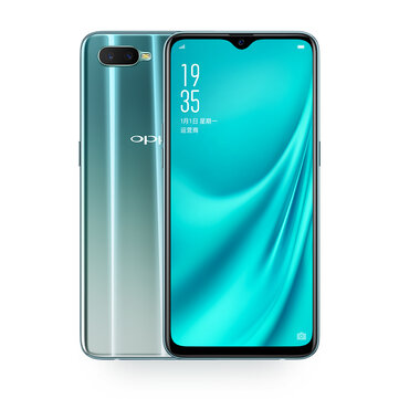 OPPO R15X 6.4 Inch FHD+ Waterdrop Display 3600mAh Screen Fingerprint 25MP Front Camera 6GB RAM 128GB ROM SDM 660 Octa Core 1.95GHz 4G Smartphone Smartphones from Mobile Phones & Accessories on banggood.com