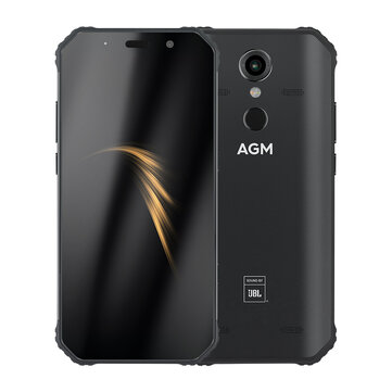 £192.49 21% AGM A9 5.99 inch 5400mAh 16MP Front Camera NFC IP68 Waterproof 4GB 32GB Snapdragon 450 Octa Core 4G Smartphone Smartphones from Mobile Phones & Accessories on banggood.com
