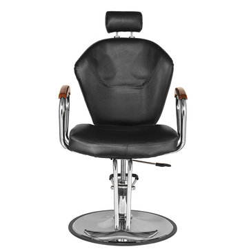 Barber Chair Multi Purpose Chair Shampoo Salon Furniture Beauty Chair with Wooden Armrest