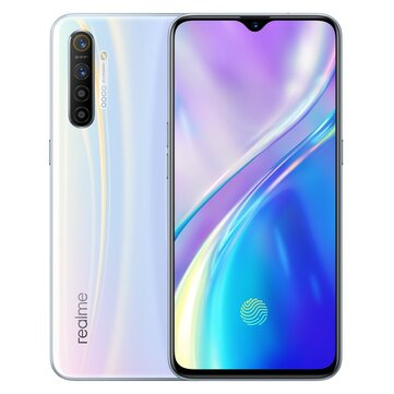 Realme XT 6.4 inch FHD+ In-Display Fingerprint 4000mAh 64MP AI Quad Cameras 8GB RAM 128GB ROM Snapdragon 712 Octa Core 2.3GHz 4G Smartphone Smartphones from Mobile Phones & Accessories on banggood.com