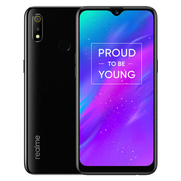 £154.47 32% OPPO Realme 3 Global Version 6.2 Inch HD+ 4230mAh 13MP AI Front Camera 4GB RAM 64GB ROM Helio P70 Octa Core 2.1GHz 4G Smartphone Smartphones from Mobile Phones & Accessories on banggood.com