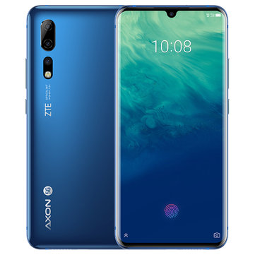 ZTE Axon 10 Pro 6.47 Inch FHD+ NFC Android 9.0 4000mAh 48MP+20MP+8MP Triple Rear Cameras 6GB RAM 128GB ROM Snapdragon 855 Octa Core 2.84GHz 5G SmartphoneSmartphonesfromMobile Phones & Accessorieson banggood.com