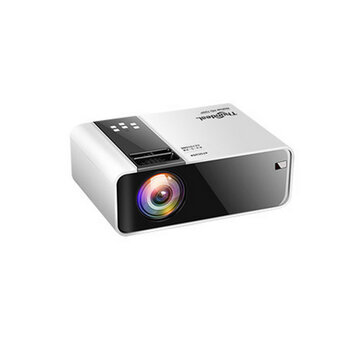ThundeaL TD90 LCD Projector 180 ANSI Lumens Support 1080P 2000:1 200 inches Android 6.0 OS Home Theater Projector