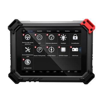 XTOOL EZ500 HD Truck Heavy Duty OBD Full System Diagnosis Repair Tool Diesel Car Service Reset Limited Hand Throttle Free Update