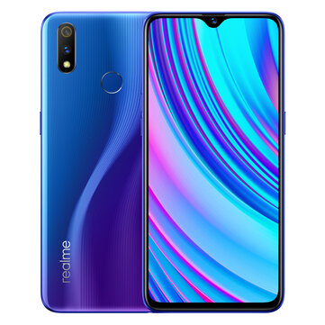 £211.2317%OPPO Realme 3 Pro Global Version 6.3 Inch FHD+ Android 9.0 4045mAh 25MP AI Front Camera 4GB RAM 64GB ROM Snapdragon 710 Octa Core 2.2Ghz 4G SmartphoneSmartphonesfromMobile Phones & Accessorieson banggood.com