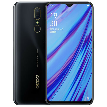 OPPO A9x CN Version 6.53 inch FHD+ NFC Android 9.0 4020mAh VOOC 3.0 16MP AI Beauty Front Camera 6GB 128GB Helio P70 Octa Core 4G SmartphoneSmartphonesfromMobile Phones & Accessorieson banggood.com