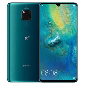 £986.24%Huawei Mate 20X 5G Version 40MP Triple Rear Camera 7.2 inch 8GB RAM 256GB ROM Kirin 980 Octa core 5G SmartphoneSmartphonesfromMobile Phones & Accessorieson banggood.com