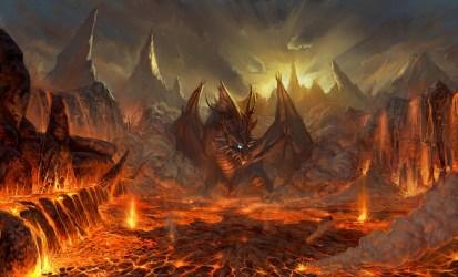 Fire Dragon Wallpaper 3040x1839 ID:18758 WallpaperVortex com