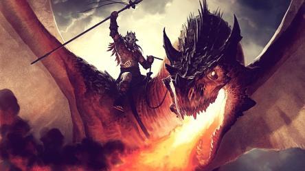 Fire Dragon HD Wallpaper 1920x1080 ID:41116 WallpaperVortex com