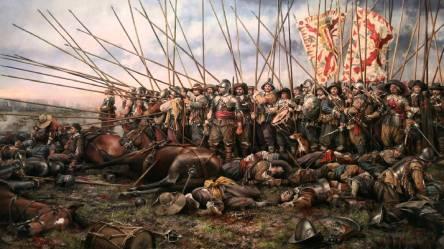 Medieval Battle HD Wallpaper 1920x1080 ID:42834 WallpaperVortex com
