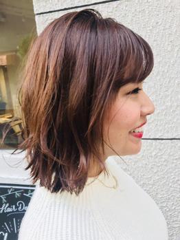 ☆大人の外ハネ☆_20181213_2