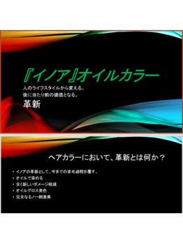 新カラー、【イノア・オイルカラー】_20190320_1