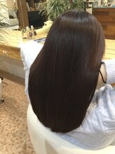 オーガニックヘアサロン ツリー(organic hair salon Tree)ナチュナルロング