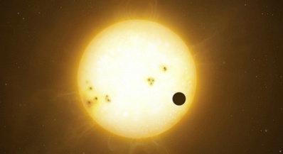 金星凌日現象可用什么來解釋 原理