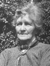 Lady Montgomery, Mother of General Bernard L. Montgomery Premium Photographic Print