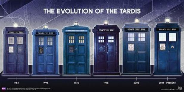 Resultado de imagem para doctor who tardis