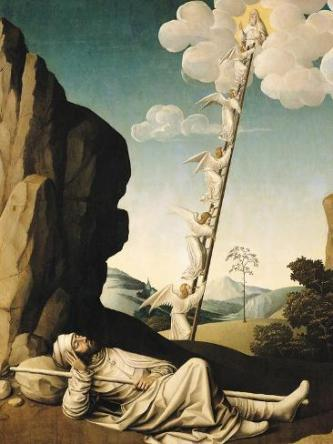 Jacob's Ladder, circa 1490' Giclee Print | AllPosters.com
