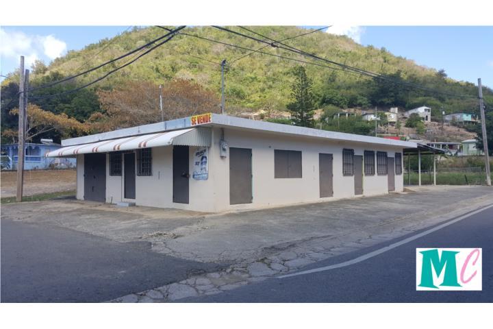 Puerto Rico Barrio La Barra