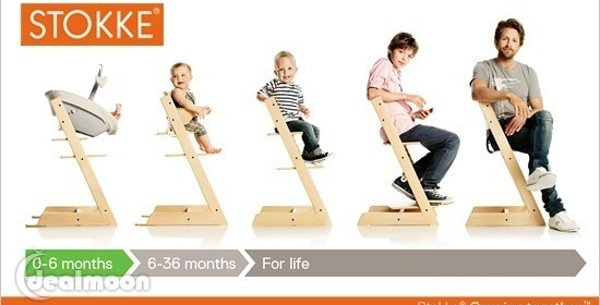 tripp trapp high chair flight sim motion stokke baby set cushion tray dealmoon expired