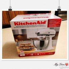Kitchen Aid Costco Wooden Trash Cans Kitchenaid厨师机 烘培爱好者的首选 北美省钱快报dealmoon Com 攻略 前言