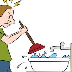 Menards Kitchen Sink Islands With Stools 快收藏 不花钱 只要一根吸管 3分钟解决水槽堵塞 北美省钱快报dealmoon 3分钟解决