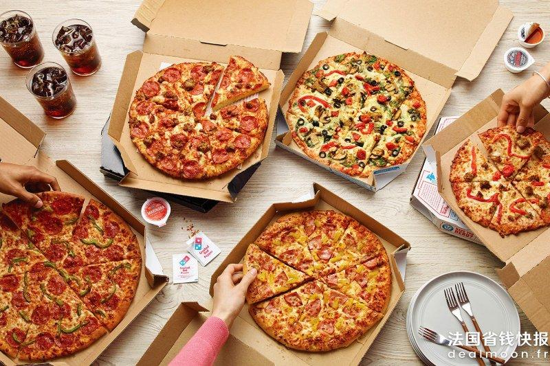 法國Top10 pizza外賣盤點 | 足不出戶也能吃到超正宗的披薩!-法國省錢快報 Dealmoon.fr 攻略
