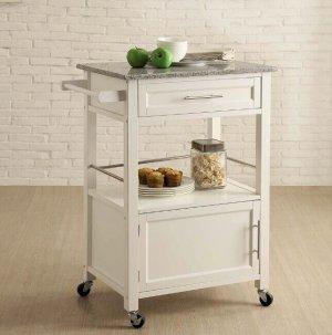 moveable kitchen island menards sinks 115 95 原价 259 99 包邮厨房台面不够吗 linon elaine 经典可移动厨房 经典可