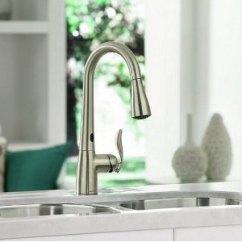 Heavy Duty Kitchen Faucet Sears Appliance Package Deals 246 76 限今天 Moen 摩恩arbor 7594ec 自动感应厨房水龙头 双感应器 76限今天 双感应