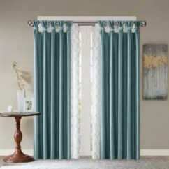 Kitchen Curtains Kohls How To Replace Countertops 两片只要 7 99 Kohl S 精美窗帘全场特卖 北美省钱快报 16 79 34