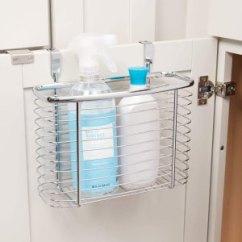 13 Gallon Kitchen Trash Can Paula Deen Cabinets Interdesign 挂式厨房垃圾桶 存储篮中号 北美省钱快报