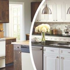 Repaint Kitchen Cabinets Rooster Decor 旧貌换新颜 橱柜diy翻新记 北美省钱快报dealmoon Com 攻略