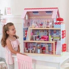 Kidkraft Toy Kitchen Sink Mats 低至5折 包邮史低价 小厨房 娃娃屋 火车桌等玩具特卖 北美 娃娃