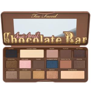Too Faced Chocolate眼影盤 暖紅棕大地色 $35(原價$71) - 澳洲省錢快報