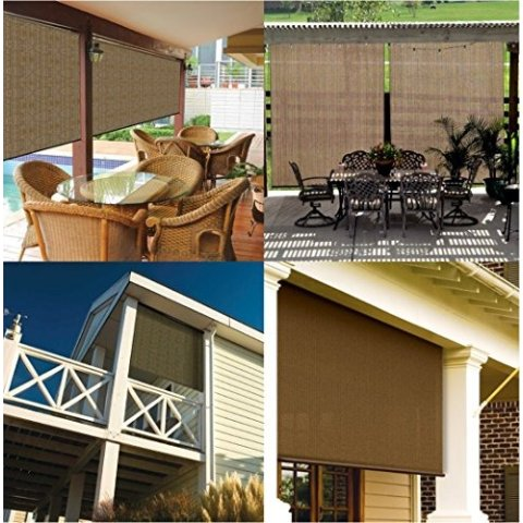 today only coolaroo outdoor shade on