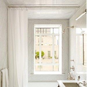 kitchen sink at lowes roman shades 10 99 销量冠军白菜价 透明抗菌防霉浴帘 免费厨房水槽不锈钢过滤器2个 免费厨房水槽