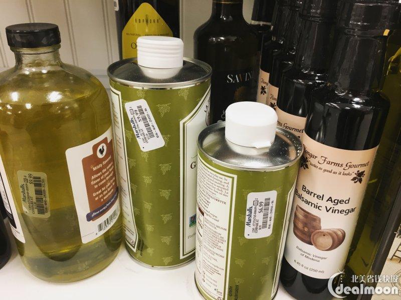 marshalls kitchen lysol cleaner marshalls食品商场界的一枚遗珠 价格对比 好物推荐 北美省钱快报 la tourangelle grapeseed oil