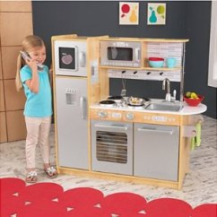 Kid Craft Kitchen Crosley Islands Kidkraft 厨房玩具 北美省钱快报