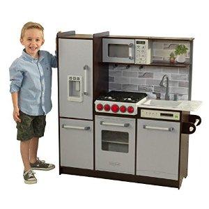 kid craft kitchen closet organizers kidkraft 儿童小厨房2938963 199 99 北美省钱快报 kidkraft厨房