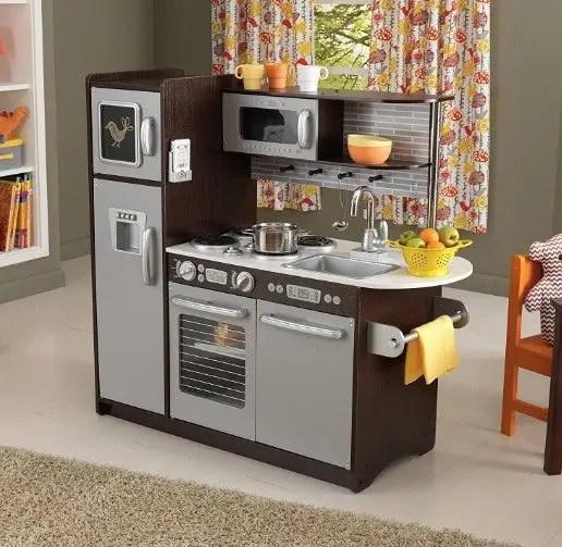 kidkraft toy kitchen design house faucets 138 原价 172 99 儿童仿真玩具厨房特卖销量冠军 加拿大 已过期kidkraft