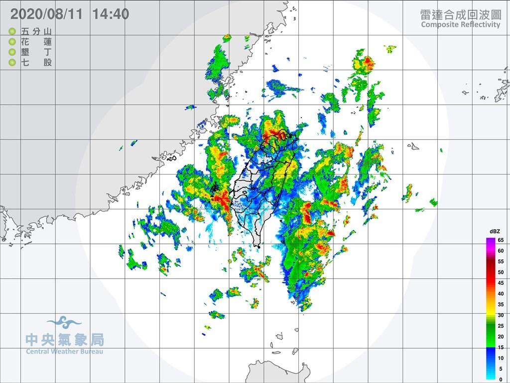 颱風米克拉遠離 金門及臺灣海峽北部警報解除 | 生活 | 重點新聞 | 中央社 CNA