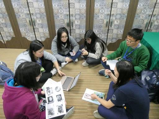 元智「異域工作坊」 學生認識龍岡多元族群文化 | 中央社訊息平臺