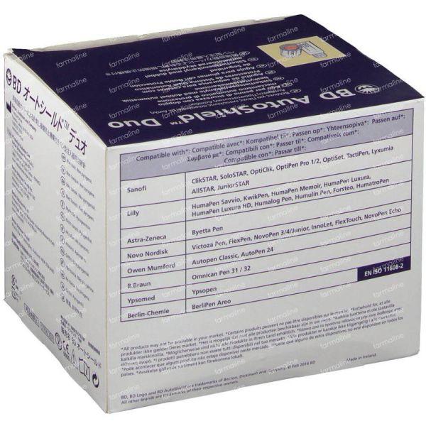 Bd Pen Needle Autoshield 30g 5mm 329605 100 Pieces Order