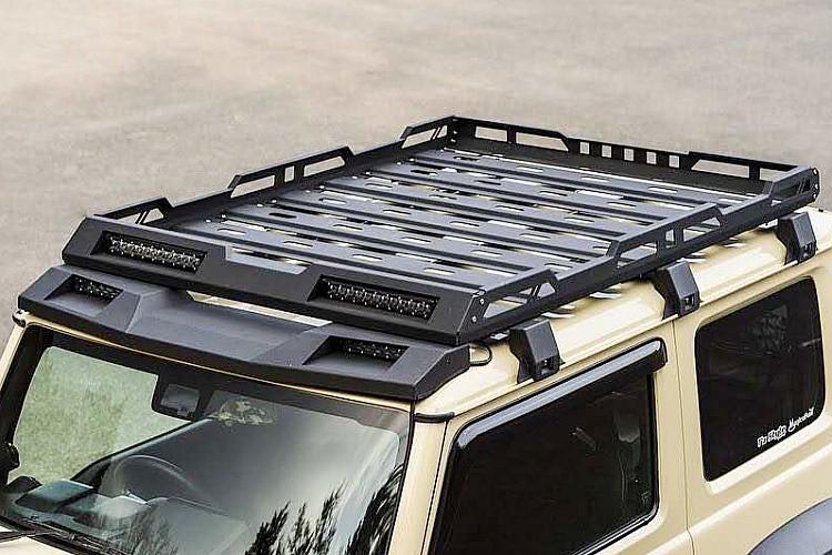 roof rack for suzuki jimny