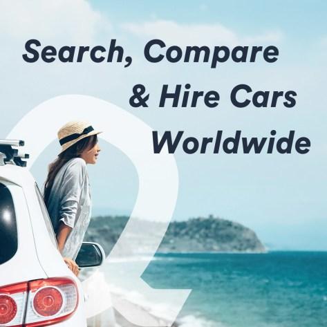 Car Rentals Worldwide & Travel Discount | QEEQ.COM