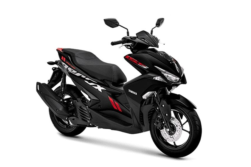 Harga yamaha aerox 155 vva sukabumi › september 2021 › daftar harga. Yamaha Aerox Terbaru 2021