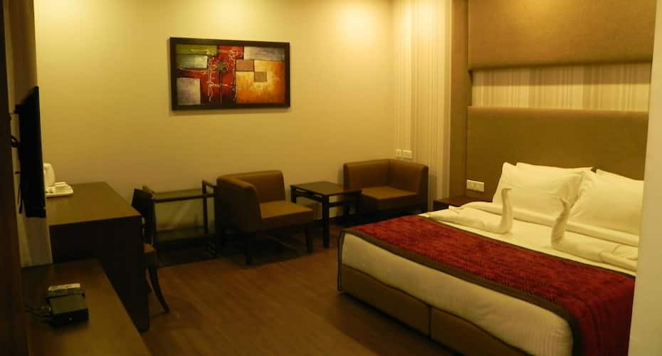 Iconic Hotel Panchkula Book This Hotel At The Best Price