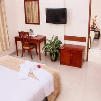 The Chevron Orchards Bangalore Book This Hotel At The